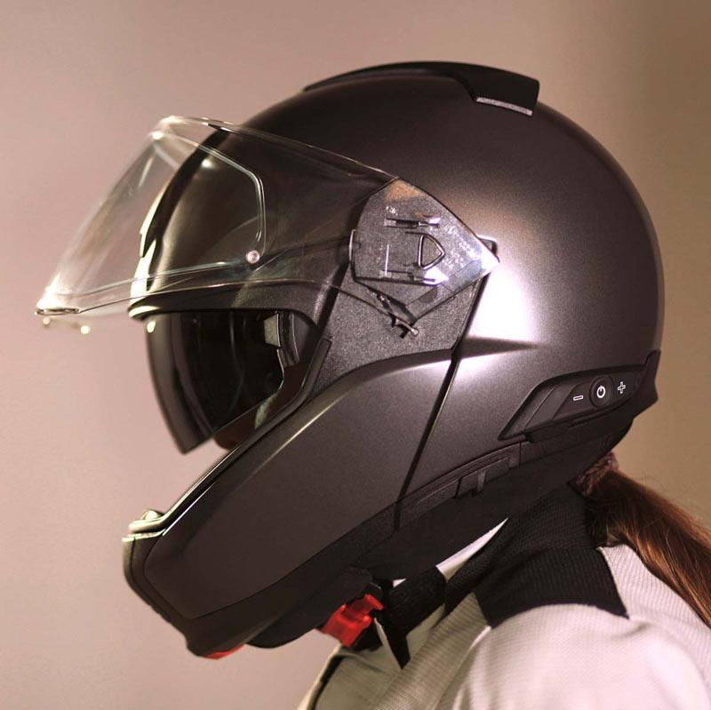 bmw release new helmet communication system mcn. Black Bedroom Furniture Sets. Home Design Ideas