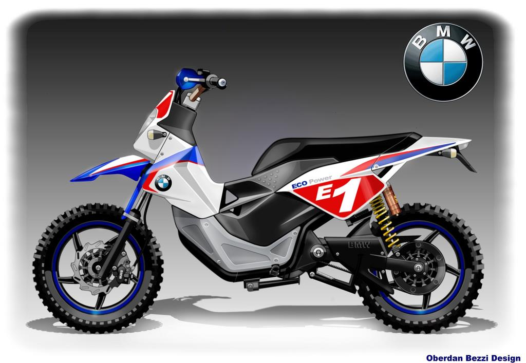 bmw electro enduro scooter mcn. Black Bedroom Furniture Sets. Home Design Ideas
