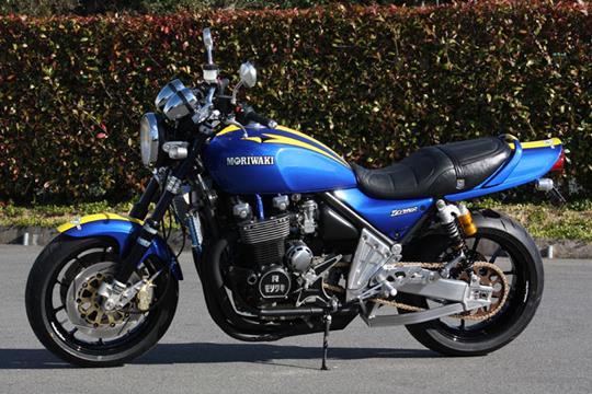 New Moriwaki tuned Zephyr 1100   MCN