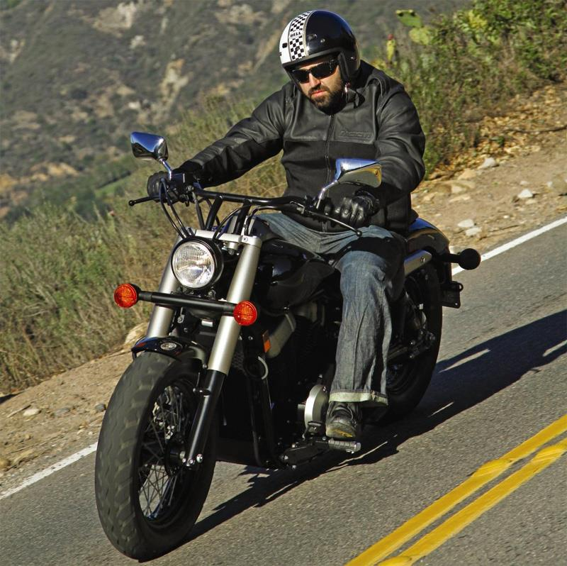 New Honda Shadow tested: 'shock horror, a cool cruiser from
