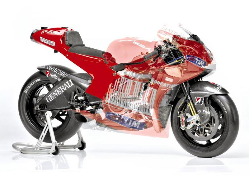 Ducati plans GP-style frameless superbikes | MCN