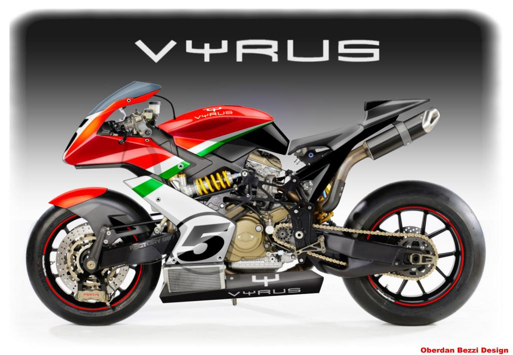 Vyrus Superbike And Yellow Fever