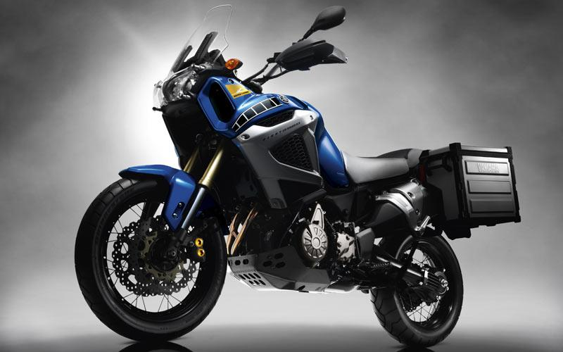The First Edition Yamaha Super Tenere Will Cost GBP13500