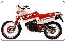 1988 Yamaha XT600Z Tenere (3AJ)