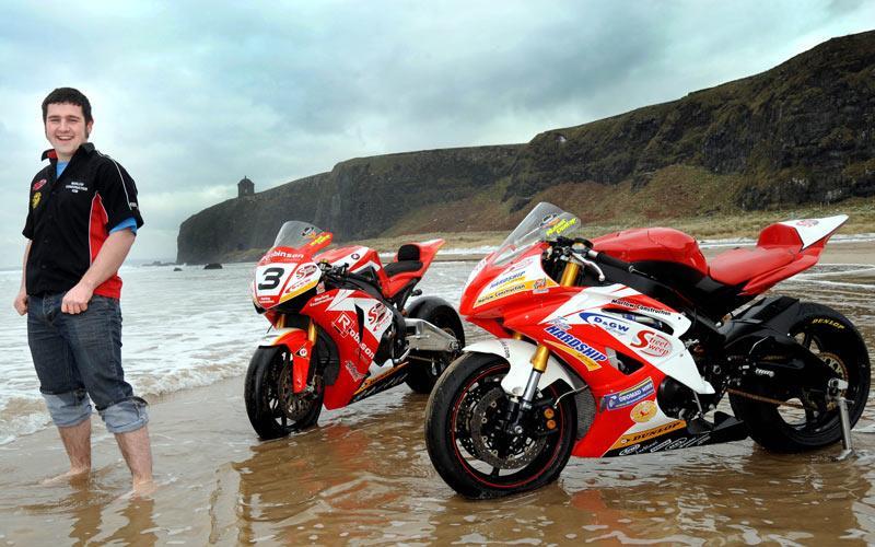 Michael Dunlop finalises his 2010 plans | MCN