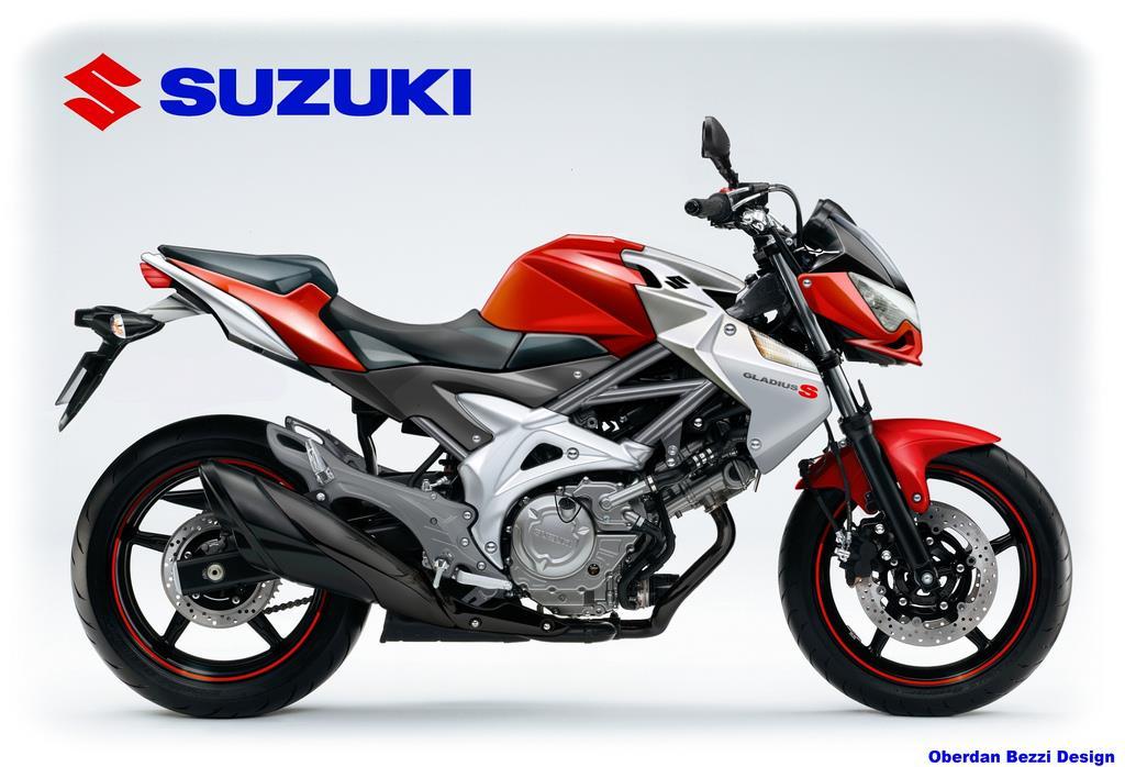 Suzuki Gladius Review Mcn