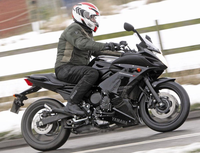 Yamaha Xjdiversion Review