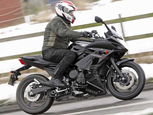 YAMAHA XJ6 DIVERSION F  (2010-on)