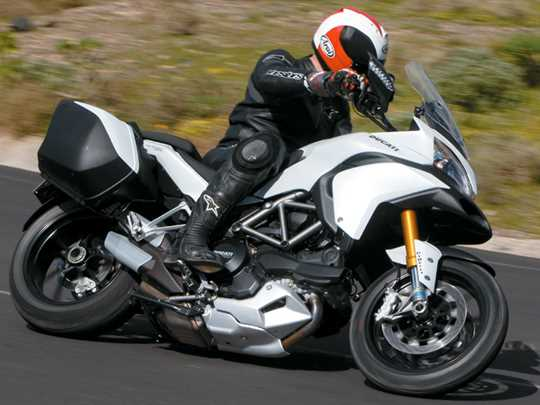 DUCATI MULTISTRADA 1200S  (2010-on)