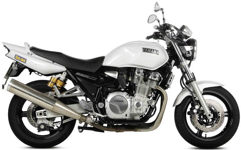 Yamaha XJR1300 oil cooler conundrum