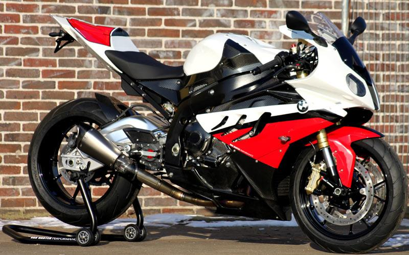 Bmw S1000rr 210bhp With No Tuning Mcn