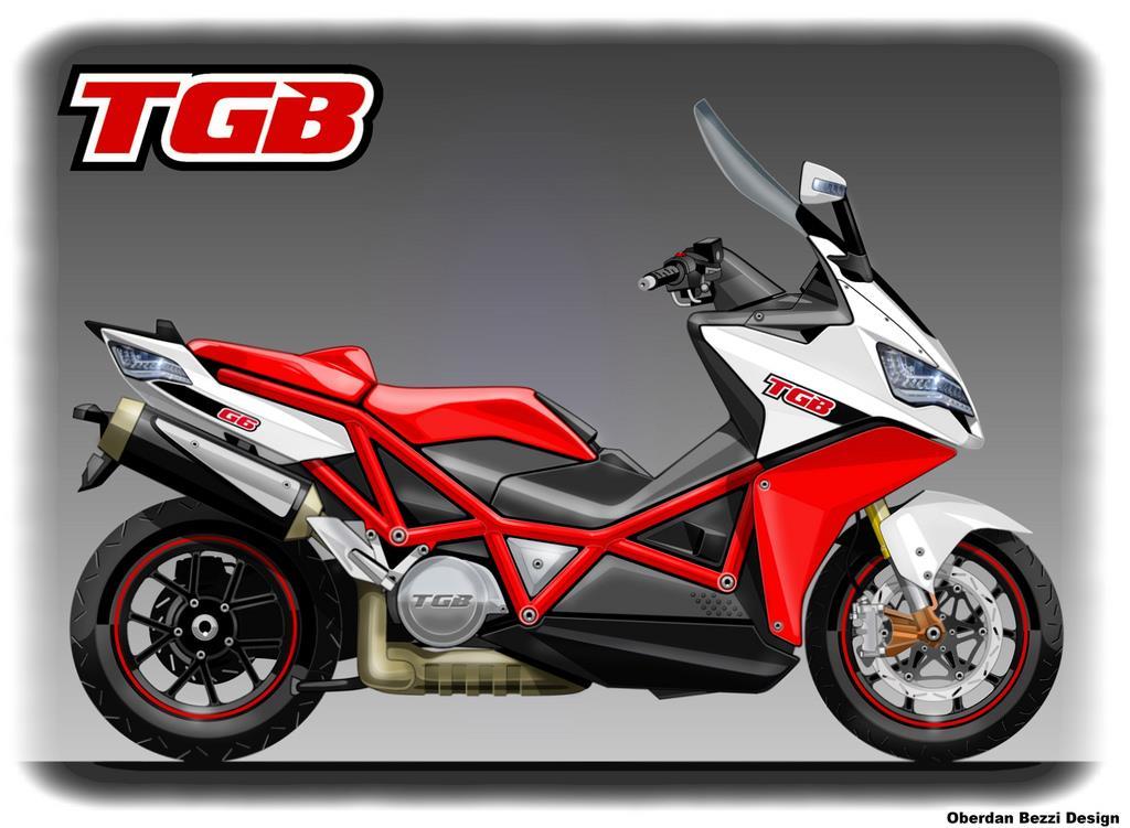 TGB G6 600 | MCN
