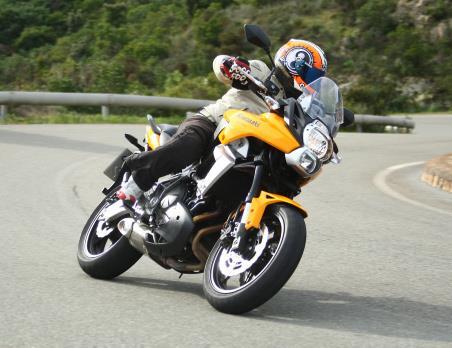 Kawasaki Versys Lt Mpg