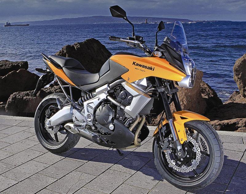 Kawasaki Versys 650 2010 On Review Mcn