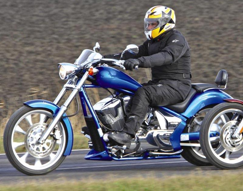 HONDA VT1300CX FURY (2010-2013) Review | MCN