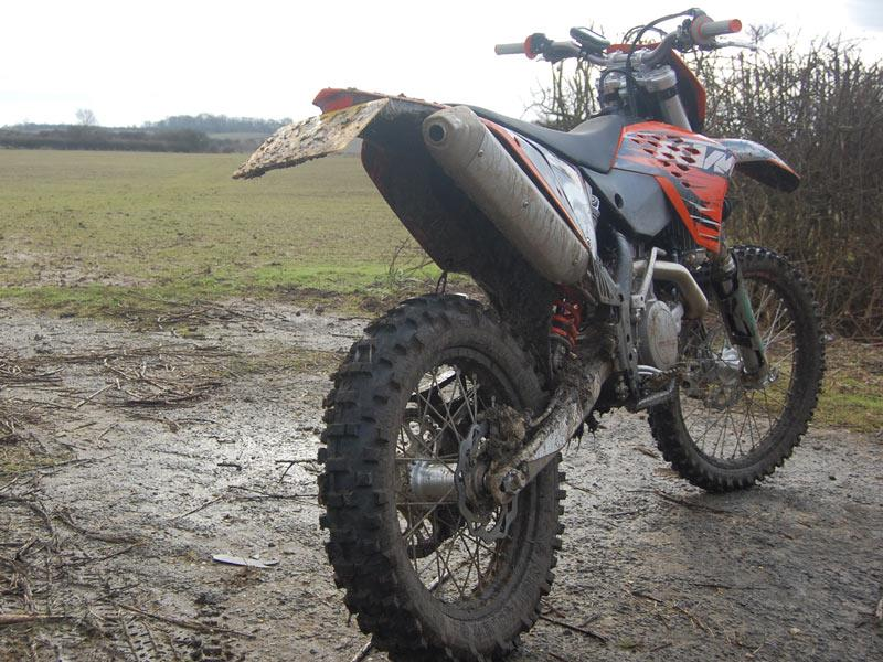 ktm exc450 (2010-on) review | mcn