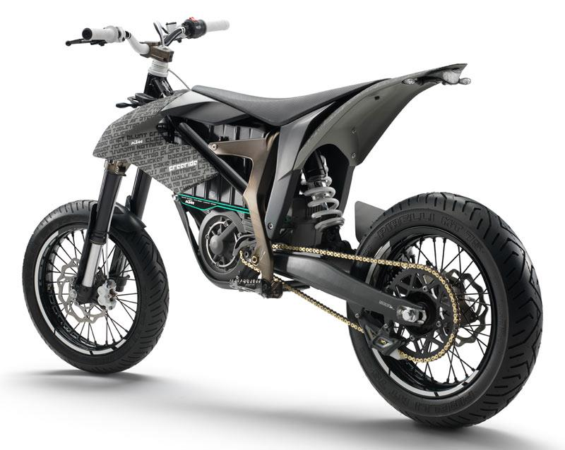 ktm to produce electric motorcycles in 2011 mcn. Black Bedroom Furniture Sets. Home Design Ideas