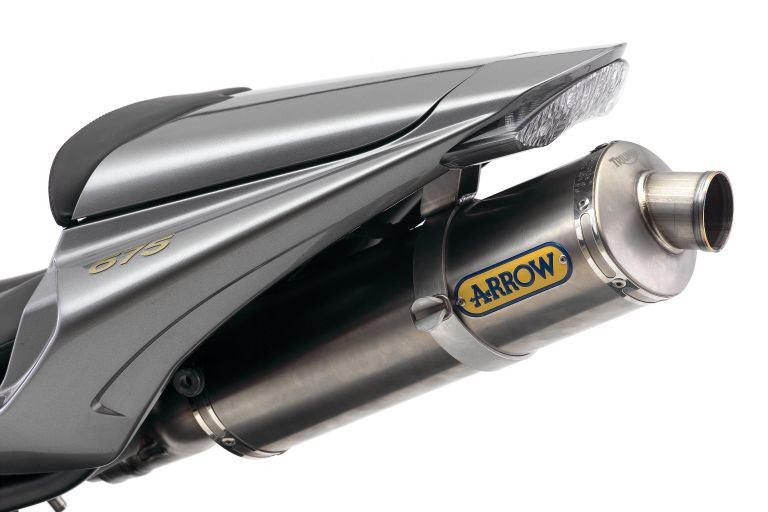 How to clean titanium exhaust pipes
