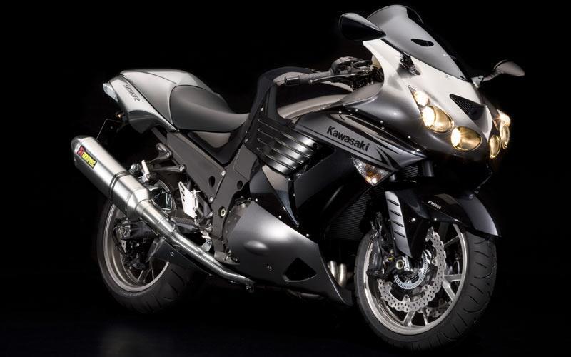 Kawasaki limited editions: Kawasaki ZZR1400 Sports Edition | MCN