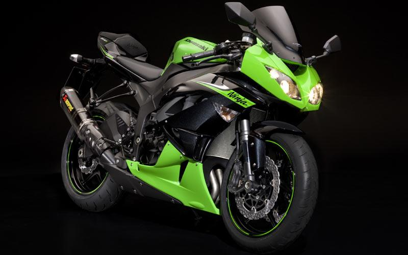 Kawasaki Zxr Monster Edition