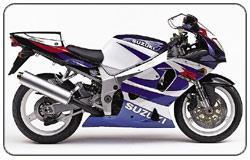 2000 GSX-R750Y