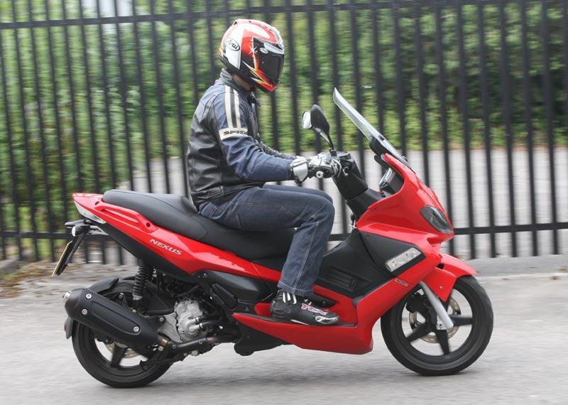 Motorcycle Insurance Bargains Gilera Nexus 300