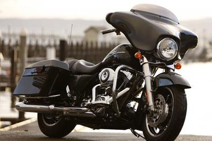 Har;ey-Davidson Street Glide