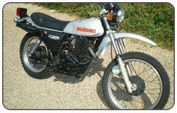 Suzuki SP370
