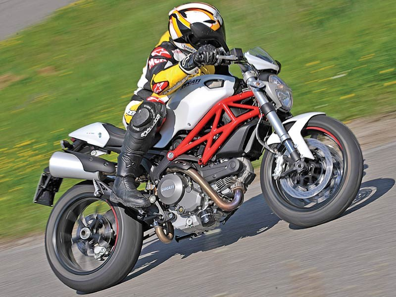 Phenomenal Ducati Monster 796 2010 2013 Review Specs Prices Mcn Onthecornerstone Fun Painted Chair Ideas Images Onthecornerstoneorg