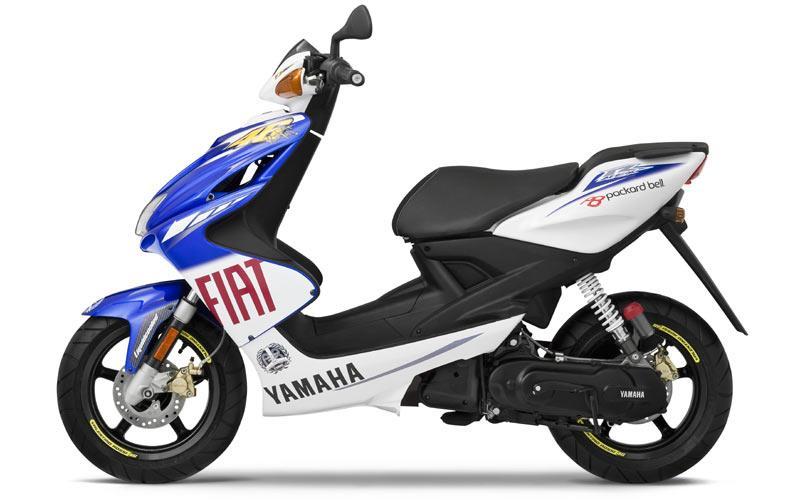 Yamaha Aerox Rossi Replica For Sale