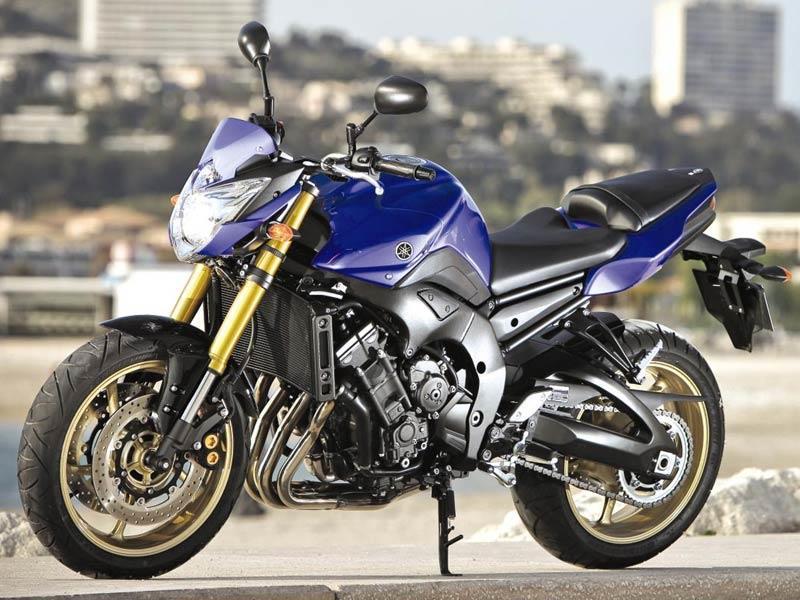 Yamaha fz8n review