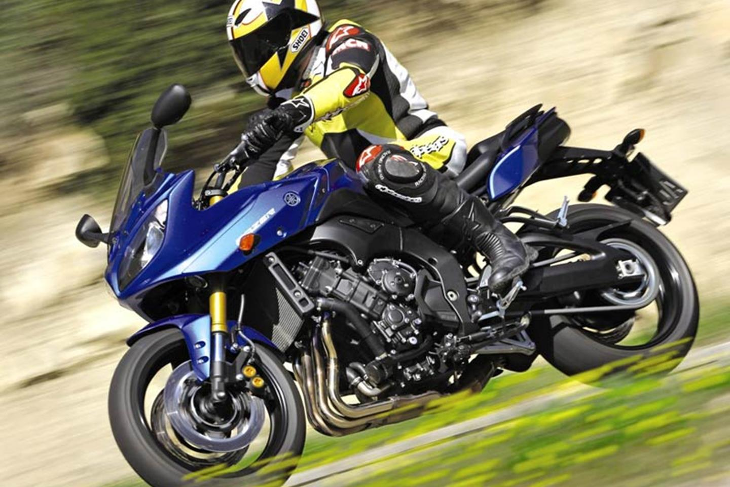 2010 Yamaha FZ8 / ABS - Picture 353281 | motorcycle review