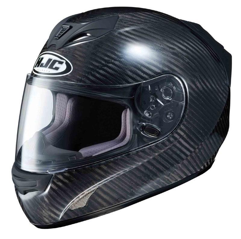 hjc 39 s new carbon race helmet mcn. Black Bedroom Furniture Sets. Home Design Ideas