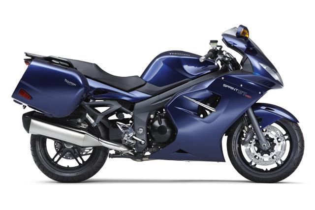 New 2010 Triumph Sprint GT gets power and torque boost | MCN