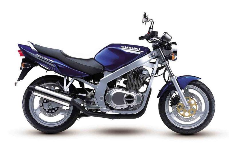 correct chain tension for a gs500 mcn rh motorcyclenews com 2005 Suzuki GS500F 2005 Suzuki