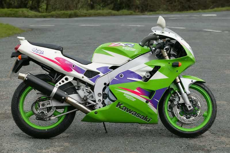 Motorcycle Insurance Bargains  Kawasaki Zxr400