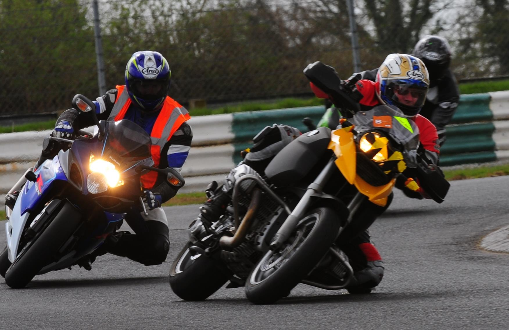 Bmw R1200gs Track Day Mcn