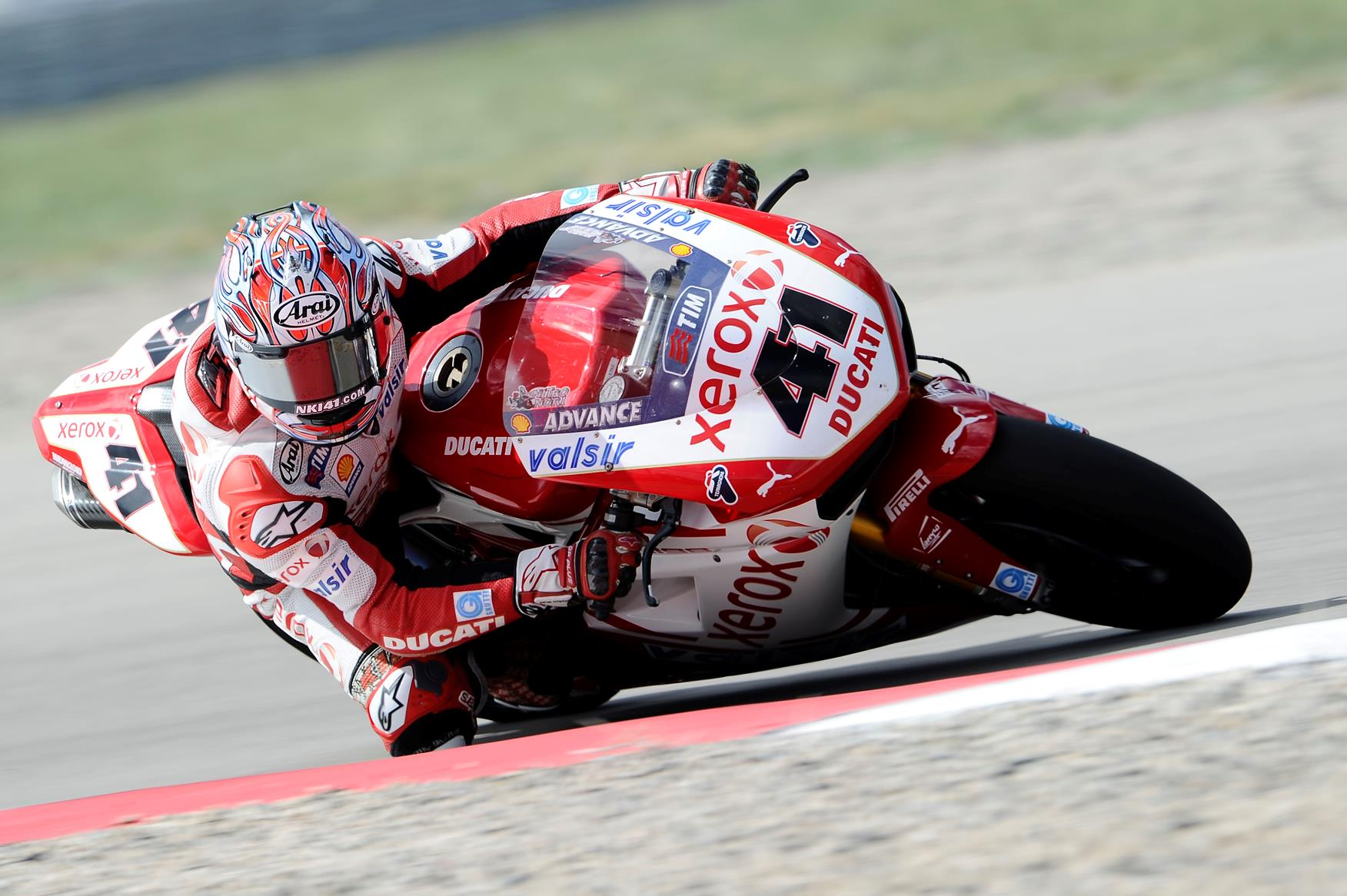 WSB Miller: Haga leads the way in morning warm-up | MCN