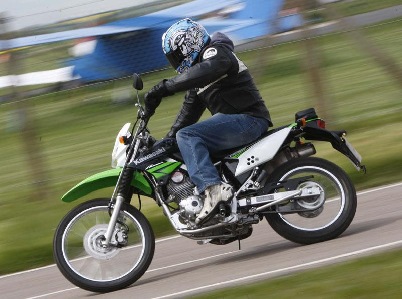 Kawasaki Klx125 2010 On Review Speed Specs Prices Mcn