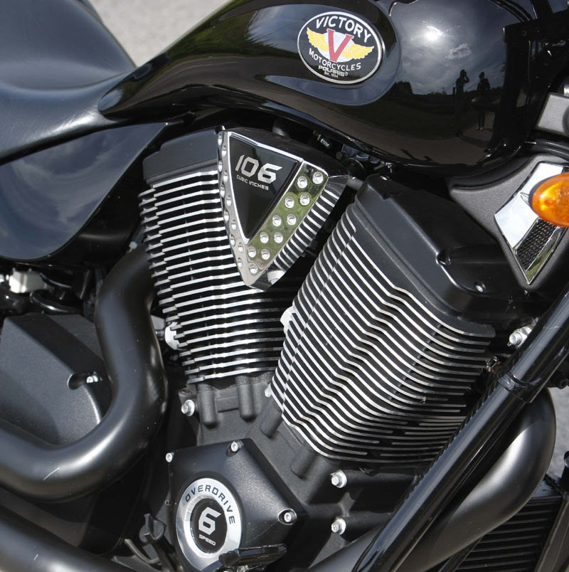 VICTORY HAMMER 8-BALL (2010-on) Review, Specs & Prices
