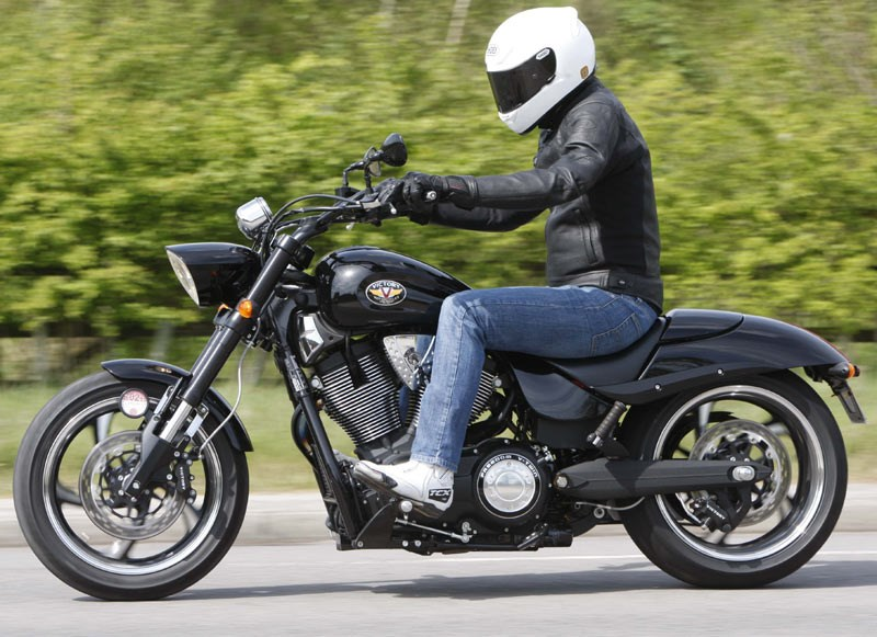 Victory Hammer 8 Ball >> Victory Hammer 8 Ball 2010 On Review Specs Prices Mcn