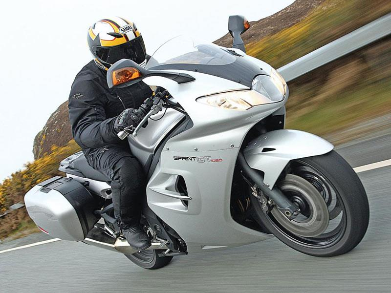 Triumph Sprint GT - full review | MCN