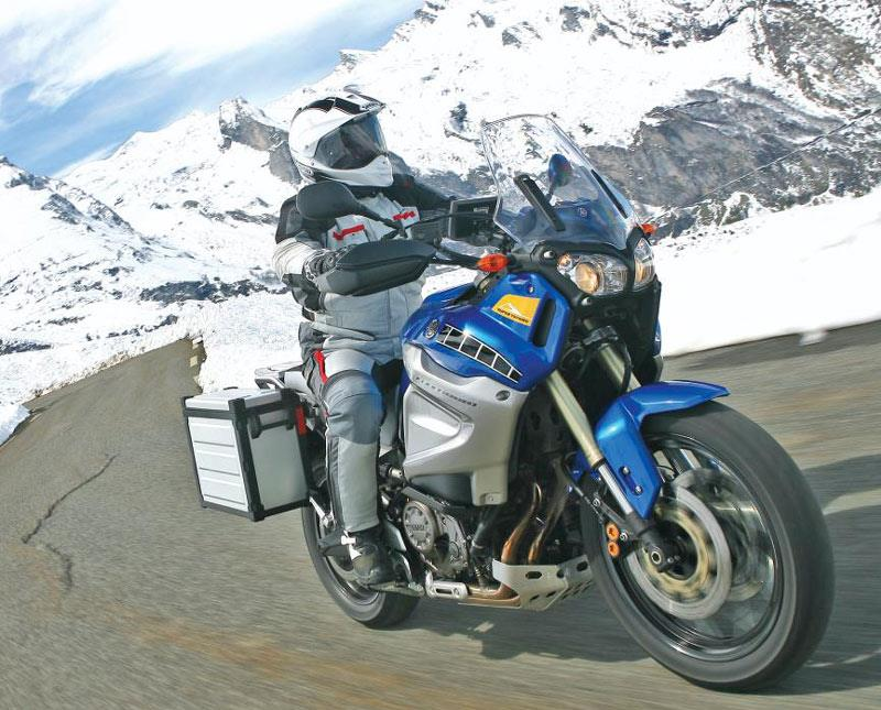 Yamaha Xt1200z Super Tenere 2010 On Review Mcn