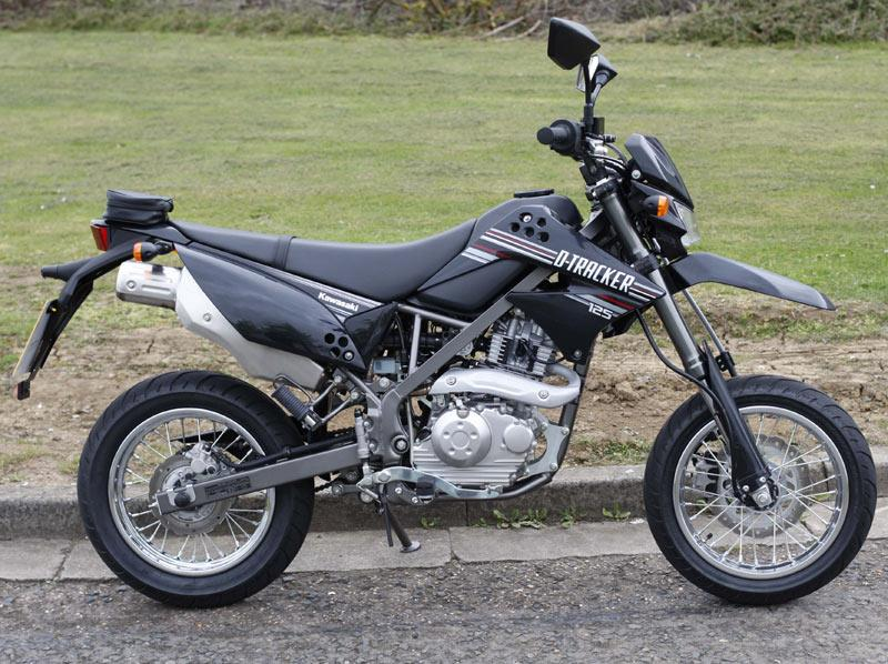 Kawasaki D Tracker 125 2010 On Review Specs Prices Mcn