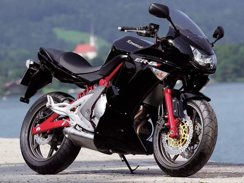 Kawasaki Er 6f 2005 2008 Review Speed Specs Prices Mcn