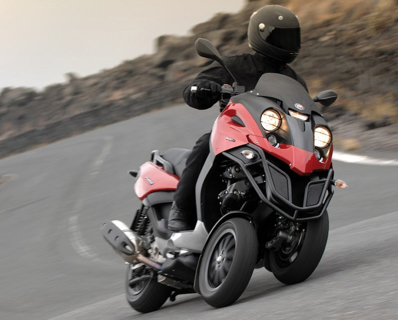 GILERA FUOCO (2007-on) Review   Speed, Specs & Prices   MCN
