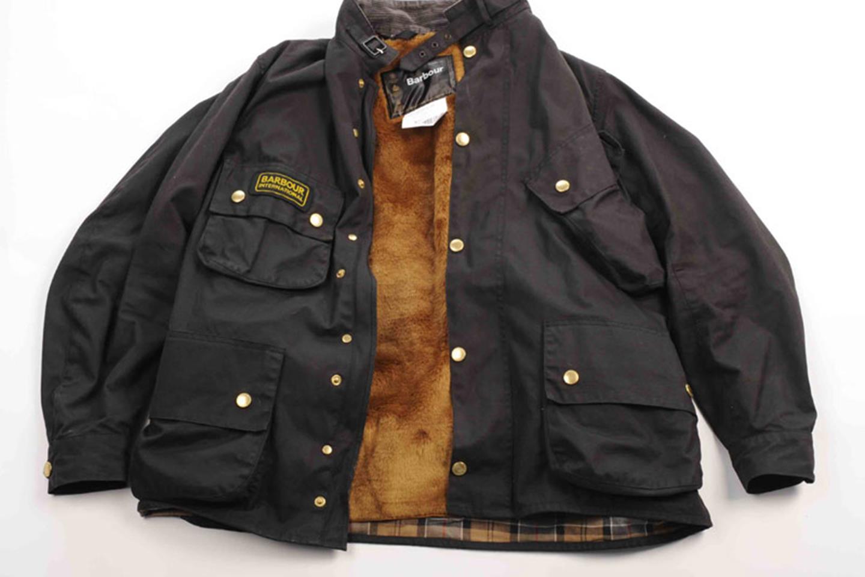 best barbour jacket