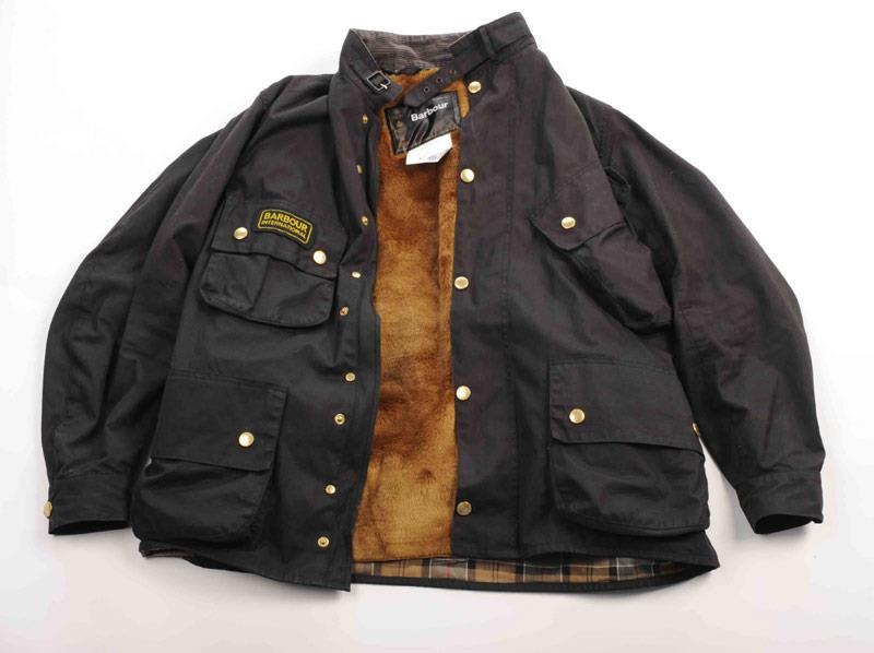 Kit Review Barbour International Trials Jacket Mcn