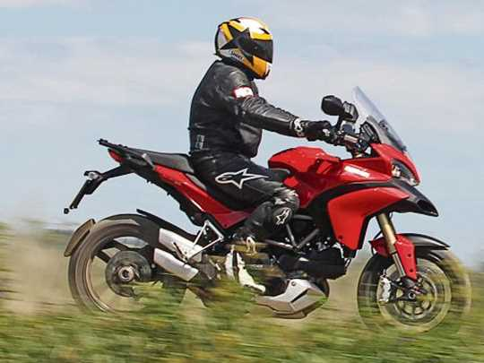 DUCATI MULTISTRADA 1200  (2010-on)