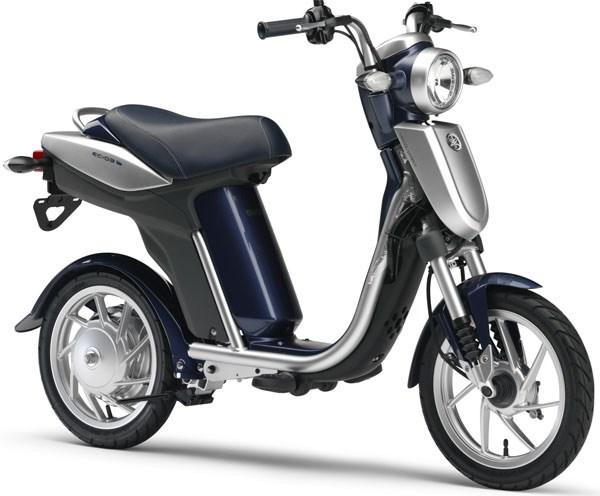 Yamaha Electric Motorcycle >> Yamaha Promises Electric Bike For Europe In 2011